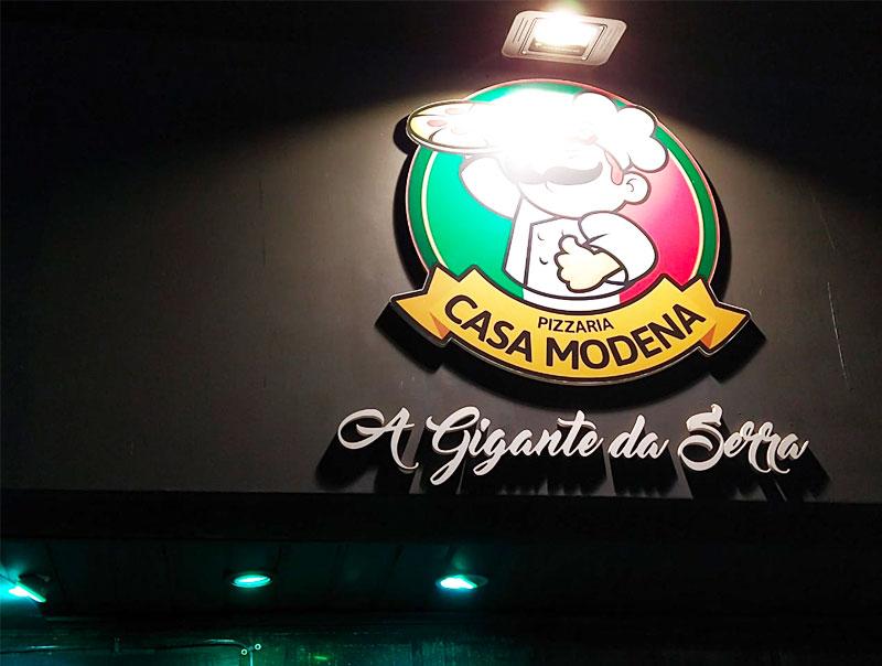 Pizzaria Casa Modena A Gigante da Serra