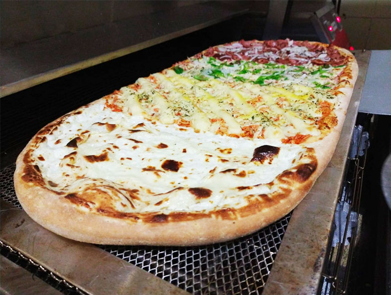 Pizzaria Trem